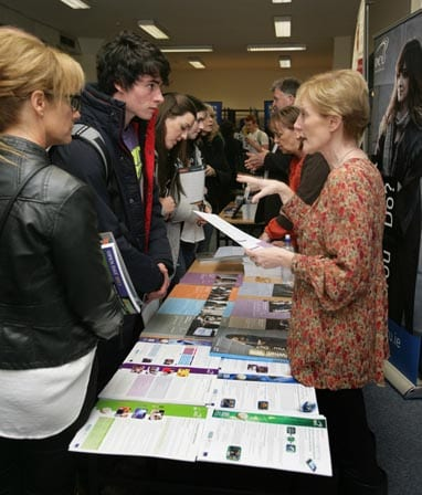 Institute of Education Colleges Open Day 2013