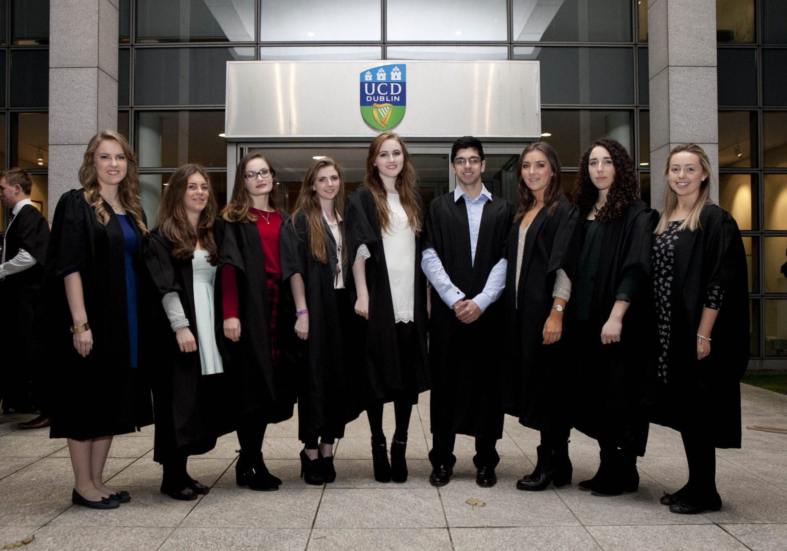 UCD Entrance Scholars 2013