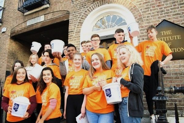 Charity Collection in aid of Our Lady's Hospice & Care Services