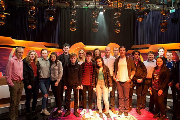 4th Year Trip to RTE