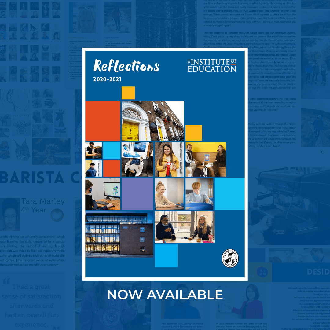 Reflections Cover 2020-2021
